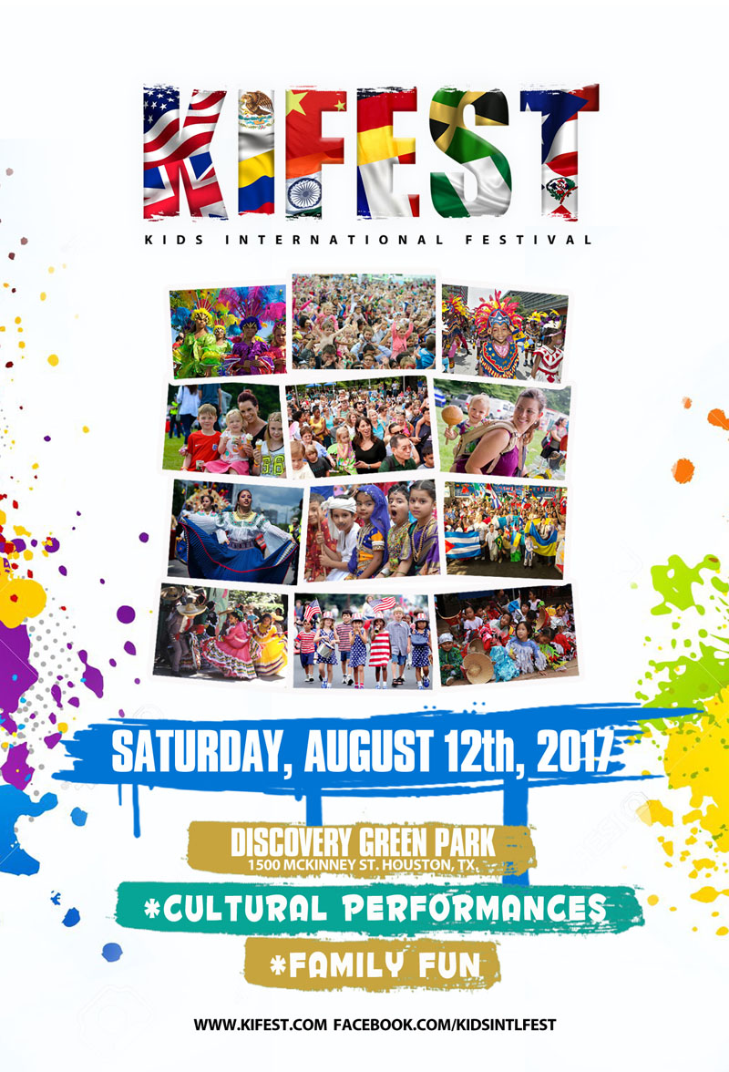 Kids International Festival - Discovery Green